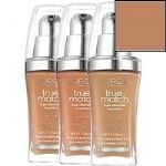 L'Oreal True Match Super-Blendable Perfecting Foundation  C7 Amber Rose